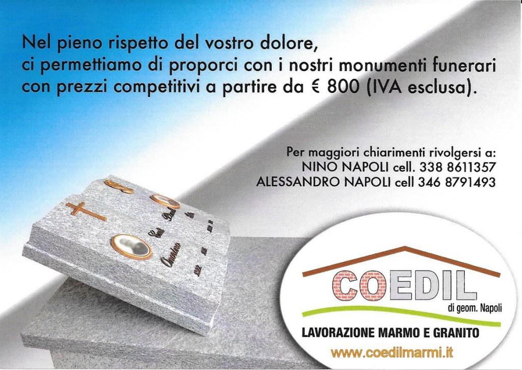 promozione arte funeraria by Coedilmarmi Montegrino Varese